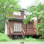 栃木県那須町 林に佇むウッディな3LDK 400万円 管理費不要
