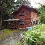 静岡県浜松市 清流沿いのログハウス 2LDK 480万円
