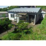 北海道室蘭市 海の見える戸建て3DK 60万円